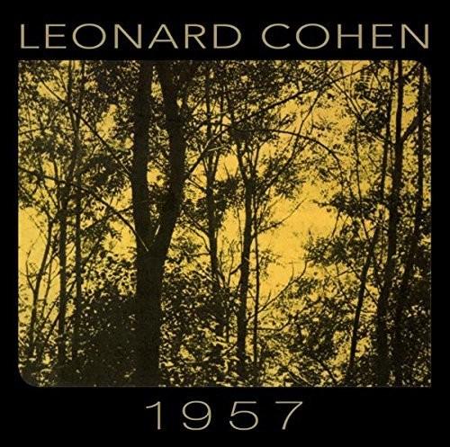 Leonard Cohen - 1957