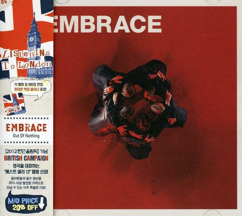 Embrace - Out Of Nothing [Import]