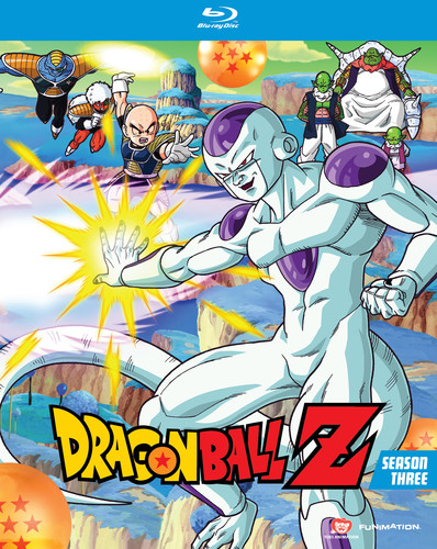 Dragonball Z: Season 3