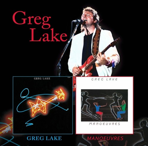 Greg Lake /  Manouevres [Import]