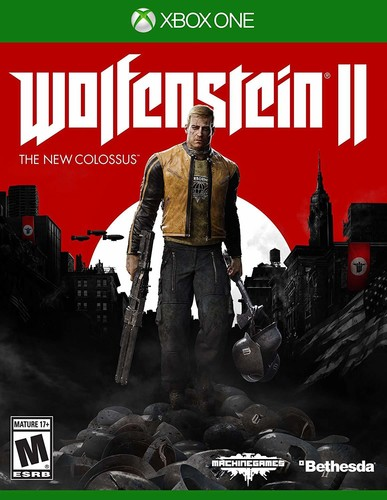 Xb1 Wolfenstein II: The New Colossus - Wolfenstein II: The New Colossus for Xbox One