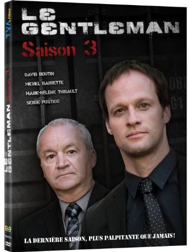 Le Gentleman Saison 3 [Import]