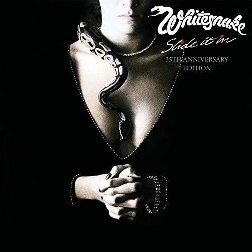 Whitesnake - Slide It In: 35th Anniversary Edition [Import Deluxe 2CD]