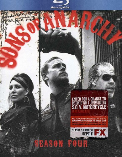 Sons Of Anarchy [TV Series] - Sons of Anarchy: Season 4