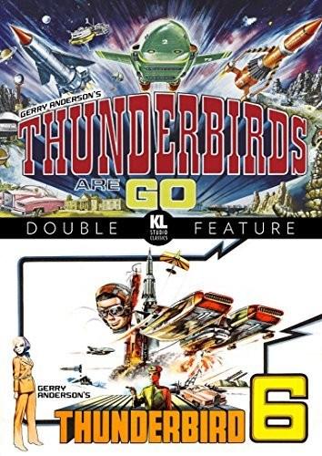 Thunderbird 6 /  Thunderbirds Are Go