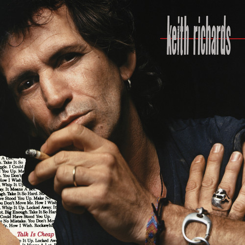 Keith Richards - Talk Is Cheap: 30th Anniversary Edition