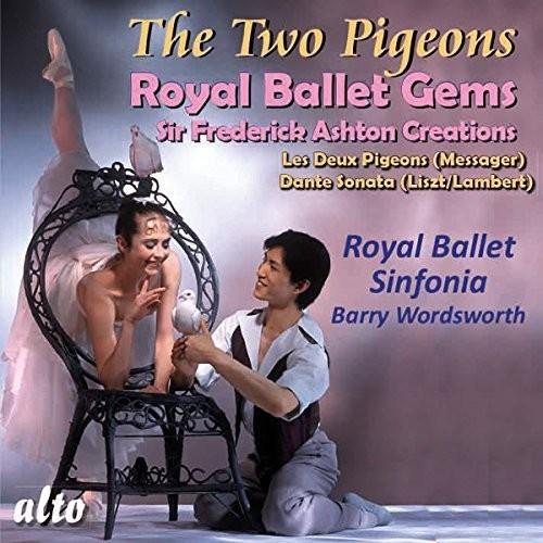MESSAGER: Les Deux Pigeons, LISZT (arr. Lambert); Dante Sonata