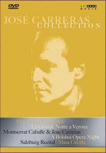 Jose Carreras Collection