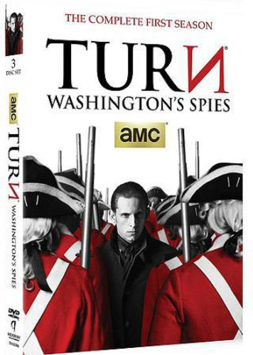 TURN - Washington's Spies: The Complete First Season