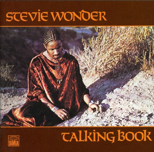 Stevie Wonder-Talking Book