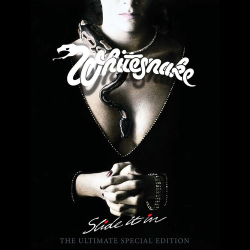 Whitesnake - Slide It In: 35th Anniversary Edition [The Ultimate Edition 6CD/DVD]