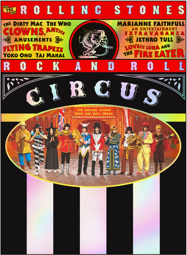 The Rolling Stones - The Rolling Stones Rock And Roll Circus [Limited Deluxe Edition 2 CD/Blu-ray/DVD]