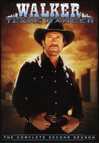 Walker Texas Ranger: The Complete Second Season