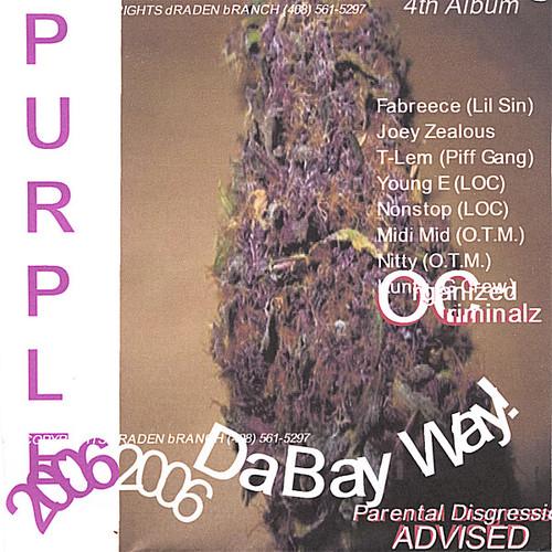 Purple 2006 Da Bay Way