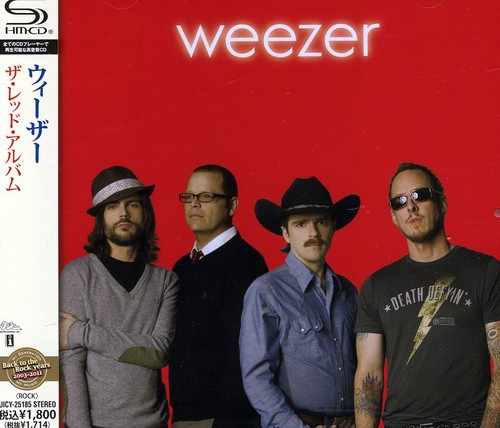 Weezer - Weezer: The Red Album [Import]