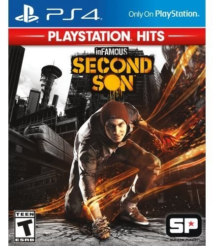 Ps4 Infamous: Second Son - Greatest Hits Edition - Infamous: Second Son - Greatest Hits Edition