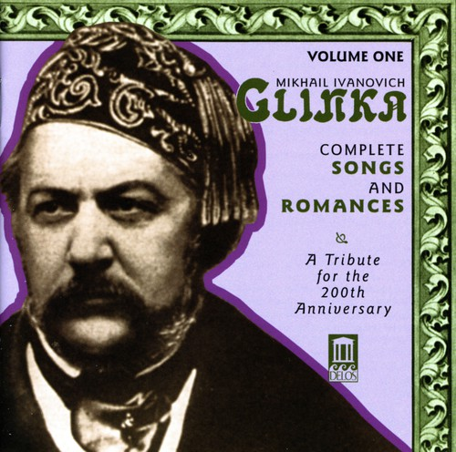 Glinka: Compl Songs & Romances 1