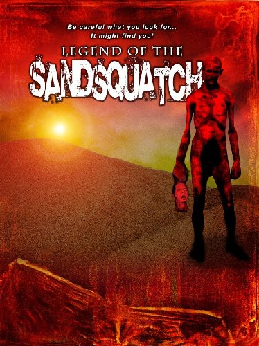 The Legend of the Sandsquatch