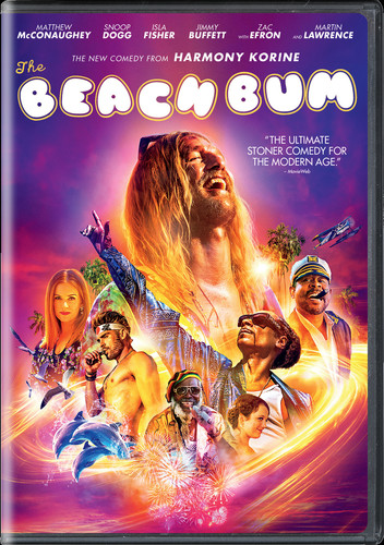 The Beach Bum [Movie] - The Beach Bum