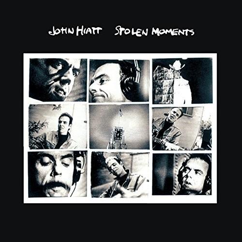 John Hiatt - Stolen Moments (Hol)