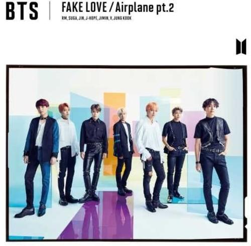 BTS - FAKE LOVE / Airplane pt.2 [Videos][CD/DVD]