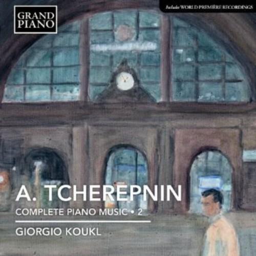 Giorgio Koukl - Complete Piano Works 2