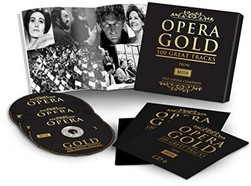 Opera Gold: 100 Great Tracks