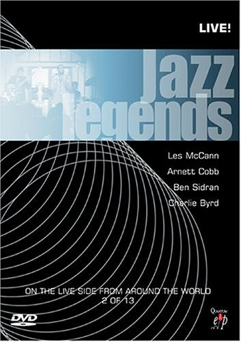 Jazz Legends Live: Volume 2