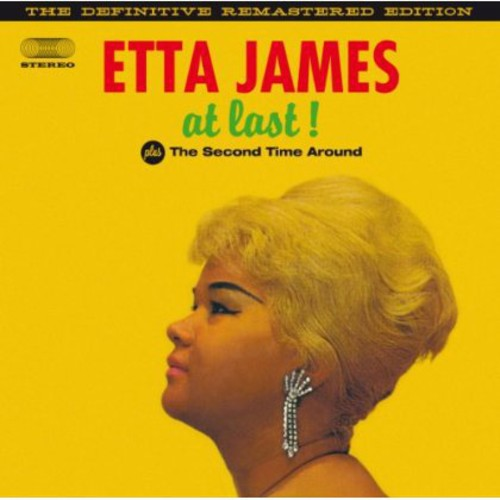 Etta James - At Last! + The Second Time Around [Import]