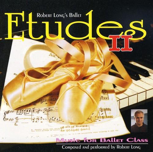 Ballet Class Music: Etudes 2