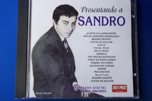 Presentando a Sandro [Import]