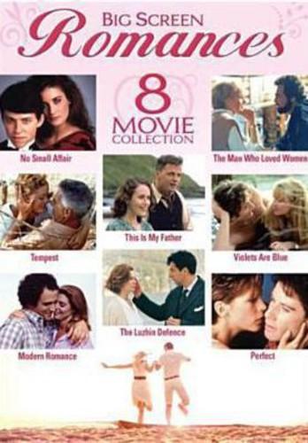 Big Screen Romances: 8 Movie Collection