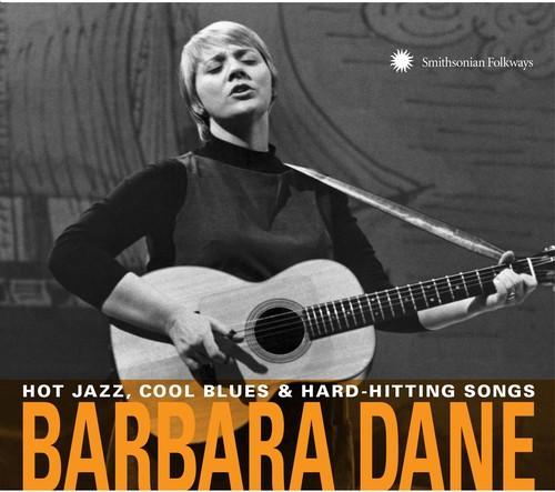 Barbara Dane - Hot Jazz Cool Blues & Hard-hitting Songs