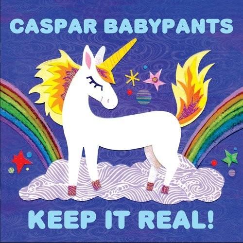 Caspar Babypants - Keep It Real!