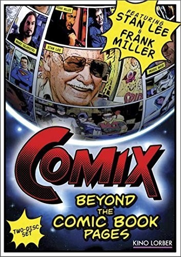 - Comix: Beyond The Comic Book Pages (2pc)
