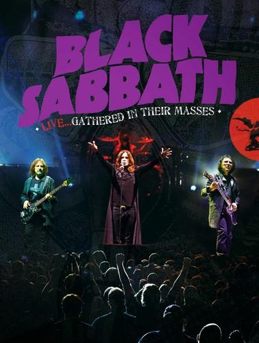 Black Sabbath - Black Sabbath Live: Gathered in Their Masses