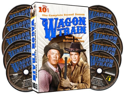 Wagon Train: The Complete Second Season