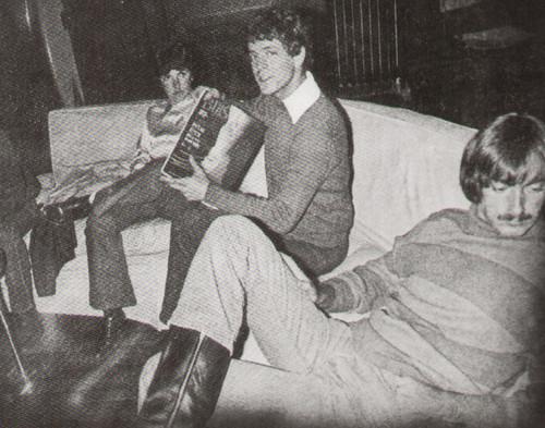 Velvet Underground (Couch Cover)