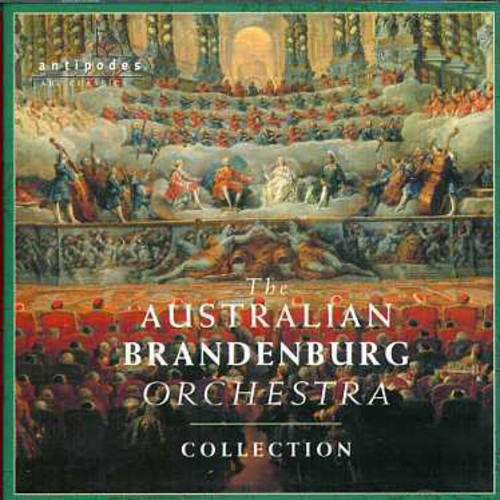 Australian Brandenburg Orch Collection