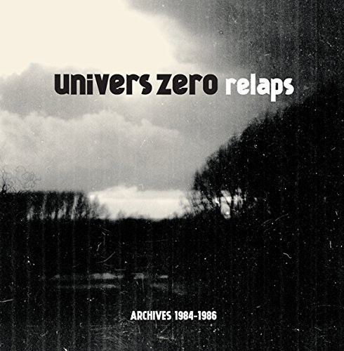 Relaps /  Archives 1984-1986