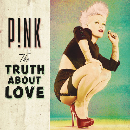 Pink - The Truth About Love [Limited Edition Mint Green 2LP]