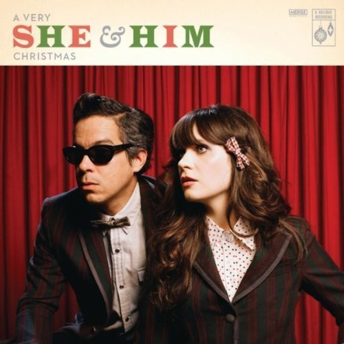 She & Him - A Very She & Him Christmas [Vinyl]