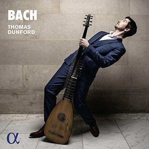 Thomas Dunford Plays Bach