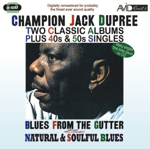 Blues From The Gutter/ Natural and Soulful Blues