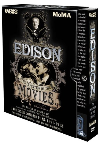 Edison: Invention of the Movies