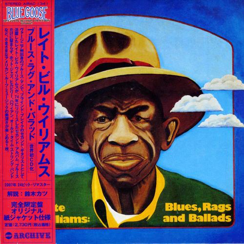 Blues Rug & Ballad [Import]