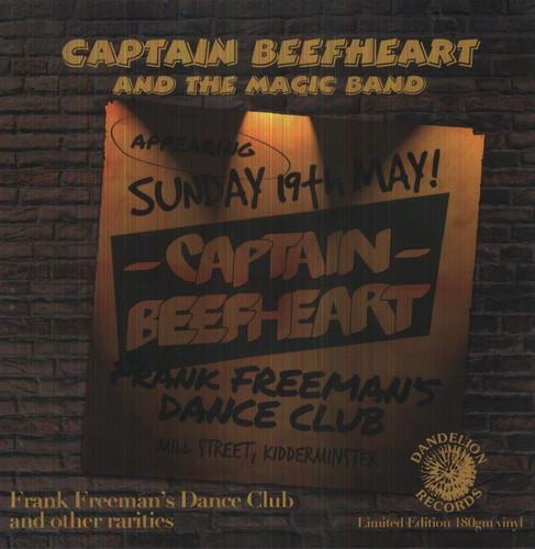 Captain Beefheart - Frank Freeman's Dance Club [Import]