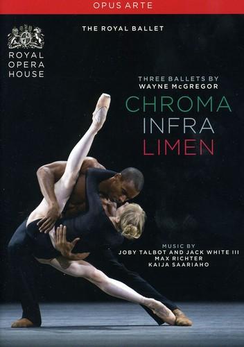 Three Ballets by Wayne McGregor