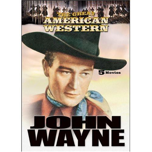 The Great American Western: Volume 24: John Wayne