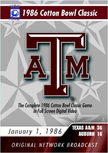 1986 Cotton Bowl: Texas A&M Classics
